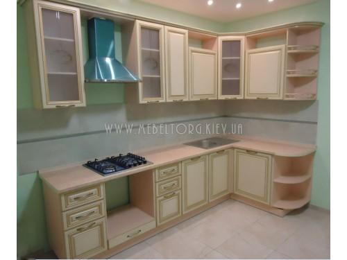 """Кухня в стиле """"Классический"""" на заказ по адресу 26, ул. Миропольская, 15-А"""