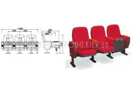 Кресло LS-613- кресла для зрительных залов
