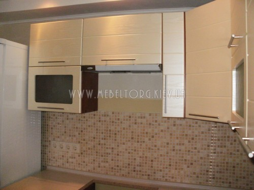Кухня МДФ пленка на заказ по адресу 104, б-р Ромена Ролана, 13
