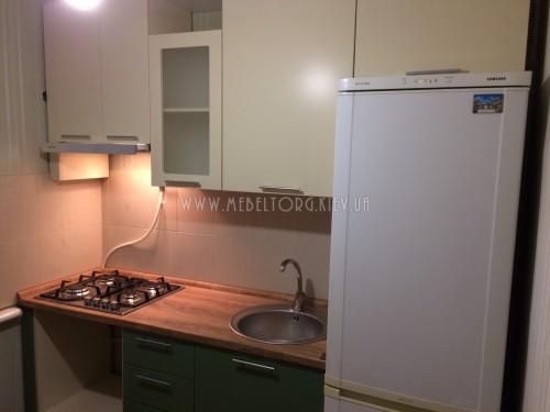 Кухня Маленькая на заказ по адресу 4, ул. Пасхалина, 8