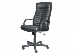 Кресла кожаные с пластиком