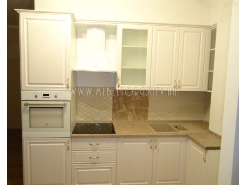 """Кухня в стиле """"Классический"""" на заказ по адресу 12, ул. Плеханова, 4-Б"""