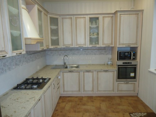 "Кухня в стиле ""Классический"" на заказ по адресу 1, ул. Кондратюка, 5"
