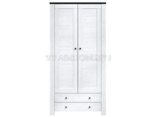 Шкаф платяной_2D2S