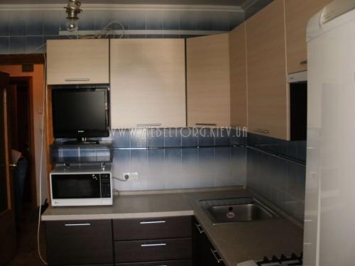 Кухня МДФ пленка на заказ по адресу 55, ул. Шептицкого, 24