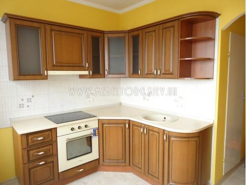 """Кухня в стиле """"Классический"""" на заказ по адресу 6, ул. Воскресенская, 16-Г"""