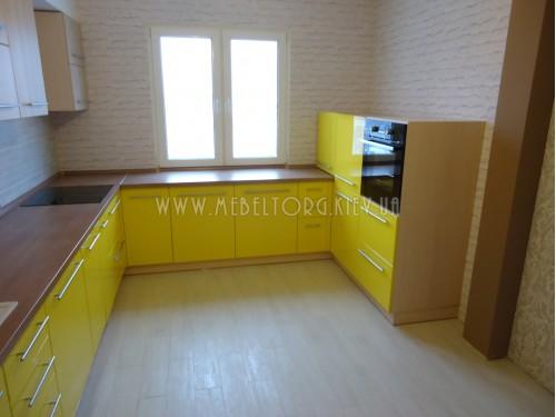 Кухня МДФ пленка на заказ по адресу 1, ул. Тимошенко, 3