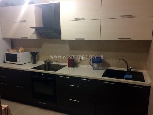 Кухня ДСП на заказ по адресу 7, ул. Бакинская, 34