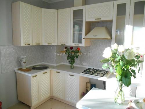 Кухня МДФ пленка на заказ по адресу 110, пр-т Соборности, 17