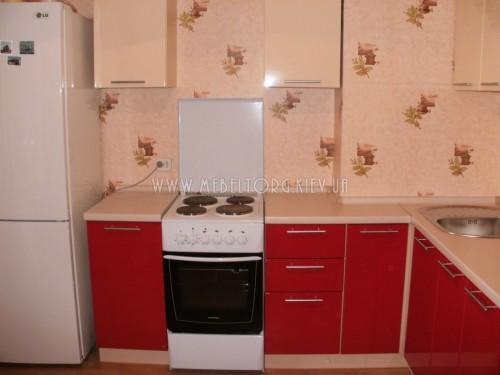 Кухня МДФ под заказ по адресу 112, ул. Галицкая, 10