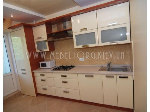Кухня МДФ пленка на заказ по адресу 101, ул. Богатырская, 6-А