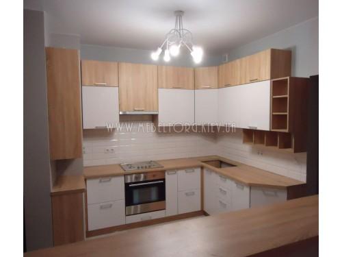 Кухня МДФ пленка на заказ по адресу 17, ул. Урловская, 30