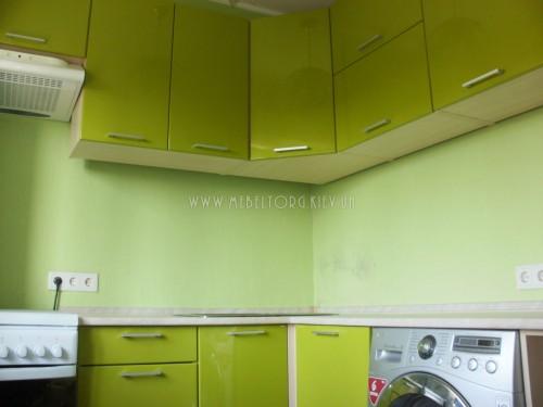 Кухня МДФ пленка на заказ по адресу 103, ул. Демеевская, 35