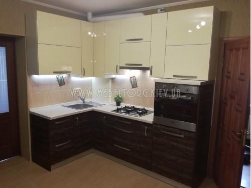 Кухня МДФ пленка на заказ по адресу 27, ул. Ломоносова, 36-В