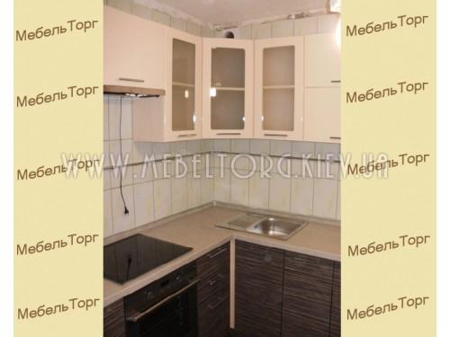 Кухня МДФ пленка на заказ по адресу 89, ул. Телиги, 35