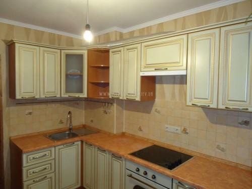"""Кухня в стиле """"Классический"""" на заказ по адресу 43, пр-т Бажана, 9-А"""