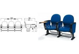 Кресло LS-604- кресла для зрительных залов