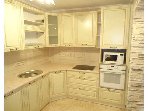 "Кухня в стиле ""Классический"" на заказ по адресу 9, ул. Волгоградская, 31"