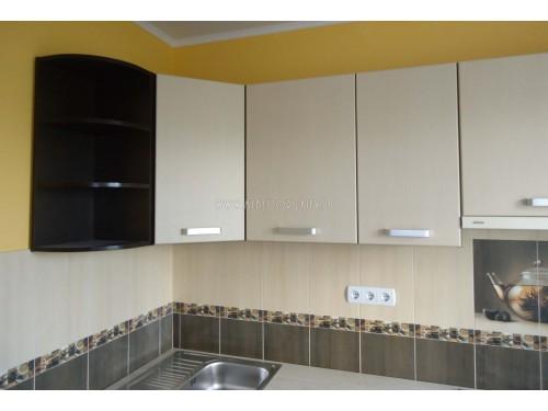 Кухня МДФ пленка на заказ по адресу 86, ул. Курнатовского, 17