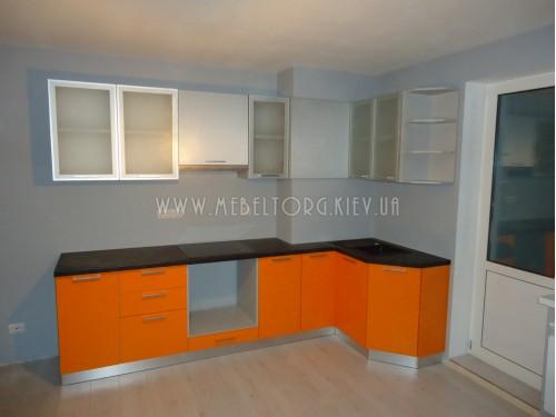 Кухня МДФ пленка на заказ по адресу 28, ул. Краснова, 12