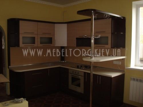 Кухня МДФ пленка на заказ по адресу 58, ул. Сикорского, 4-Б
